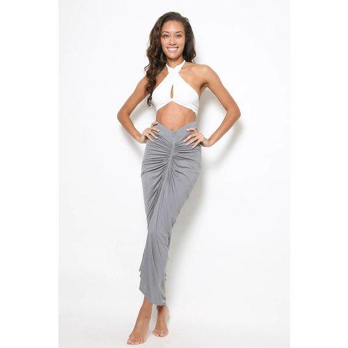 Laura Siegel Laura Siegel Solid Jersey Skirt