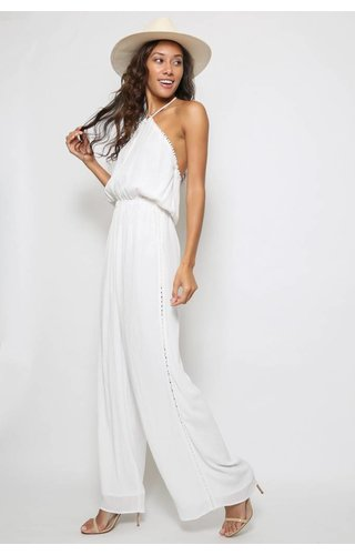 The JetSet Diaries TJD Golden Island Jumpsuit