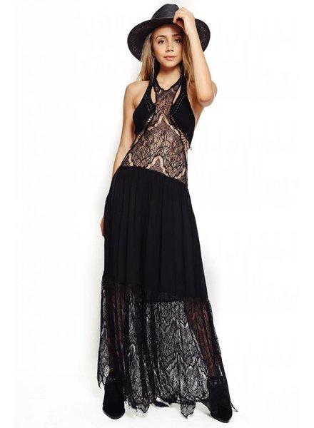 Indah Indah Whisky Maxi Dress