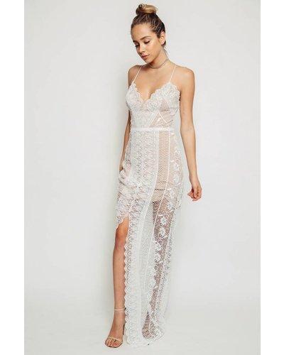 The JetSet Diaries TJD Lupita Maxi Dress