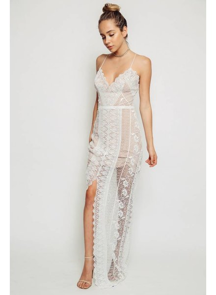The JetSet Diaries TJD Lupita Maxi Dress
