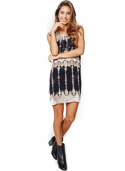 Laura Siegel Laura Siegel Digital Print Soft Dress