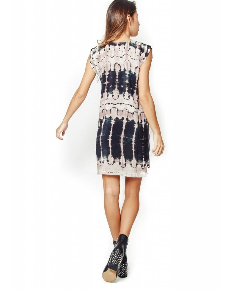 Laura Siegel Laura Siegel Digital Print Soft Dress
