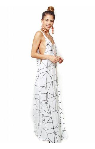 Indah Indah Pilar Maxi Dress