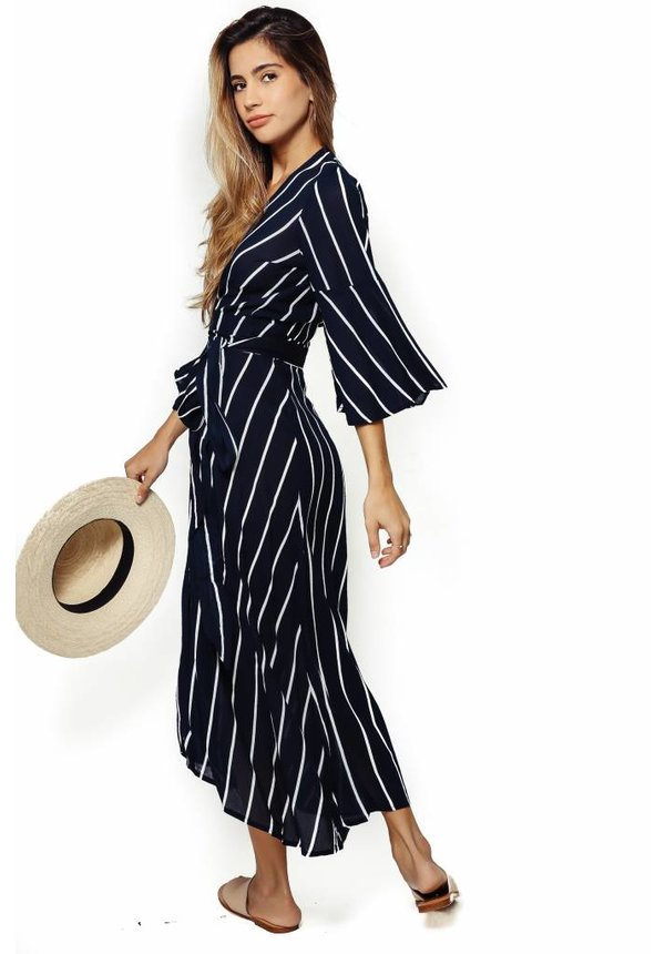 Faithfull Amour Maxi Dress