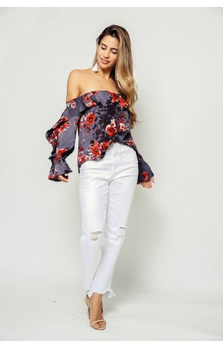 Lovers and Friends Lovers + Friends Addie Blouse