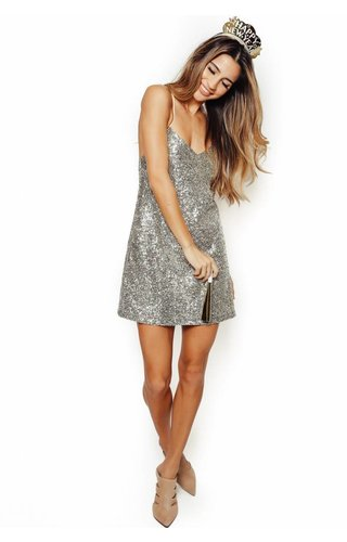 For Love & Lemons For Love & Lemons Eloise Tank Dress