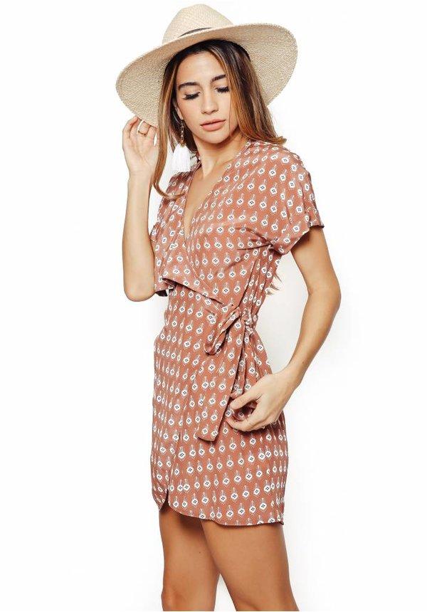 SIR Florence Wrap Dress