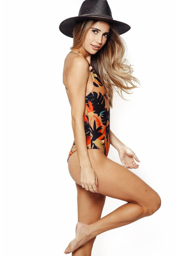 Stone Fox Swim Palma One Piece