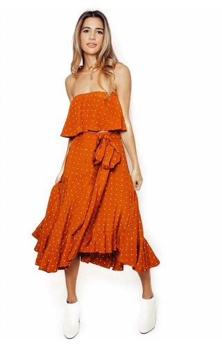 Faithfull The Brand Faithfull Kamares Skirt