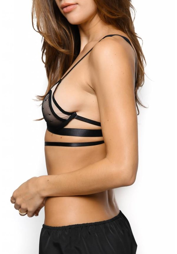 East-n-West Ariel Bra