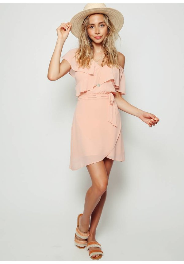 Ali & Jay Secret Stairs Mini Dress