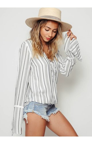 The JetSet Diaries TJD Aries Stripe Shirt