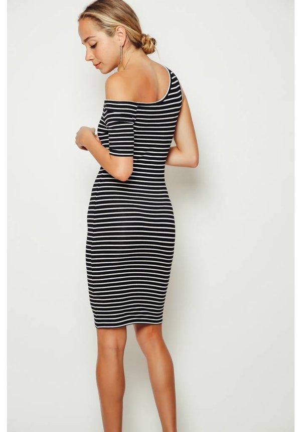 Frame One Sleeve Dress