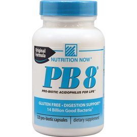 Nutrition Now PB 8 Pro-Biotic 120c