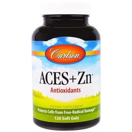 CARLSON LABORATORIES ACES + Zn 120sg