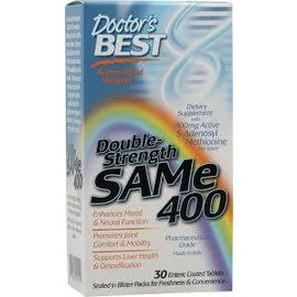 DOCTORS BEST Best SAMe 400mg 30t