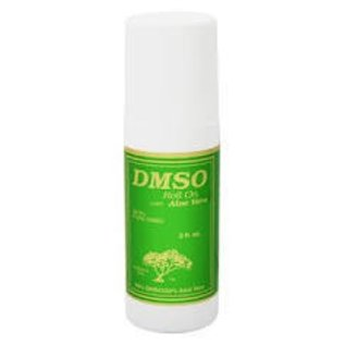 DMSO 70% Green w/Aloe Roll-on 3oz