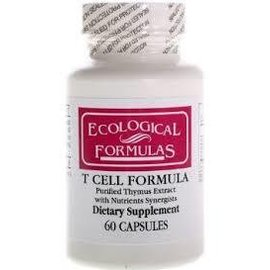 ECOLOGICAL FORMULAS T Cell Formula 60c