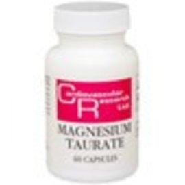 ECOLOGICAL FORMULAS Magnesium Taurate 60c