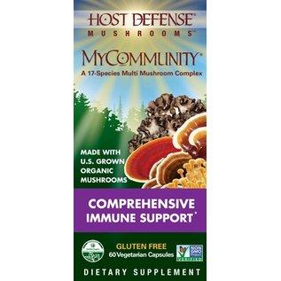 FUNGI PERFECTI, LLC Host Defense MyCommunity 60v