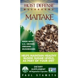 FUNGI PERFECTI, LLC Host Defense Maitake 60v