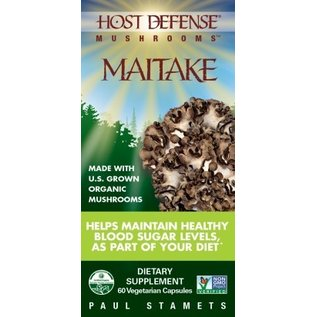 FUNGI PERFECTI, LLC Host Defense Maitake 120v