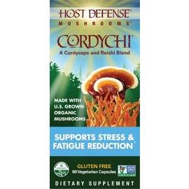 FUNGI PERFECTI, LLC Host Defense CordyChi 60v