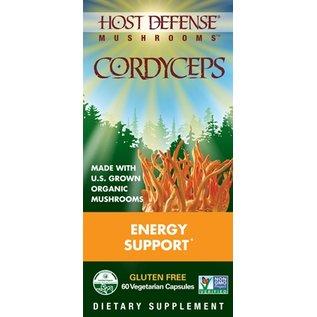 FUNGI PERFECTI, LLC Host Defense Cordyceps 60v