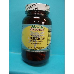 HERB EXPRESS Bilberry 60v