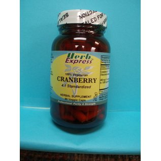 HERB EXPRESS Cranberry 90v