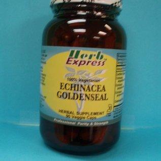 HERB EXPRESS Echinacea Goldenseal 90v