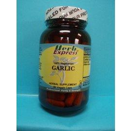 HERB EXPRESS Garlic 90 Veggie Capsules