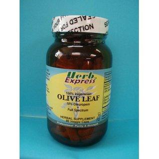 HERB EXPRESS Olive Leaf 90v