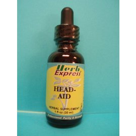 HERB EXPRESS Head-Aid 1oz