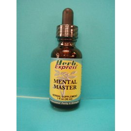 HERB EXPRESS Mental Master 1oz