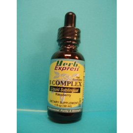 HERB EXPRESS B Complex 1oz