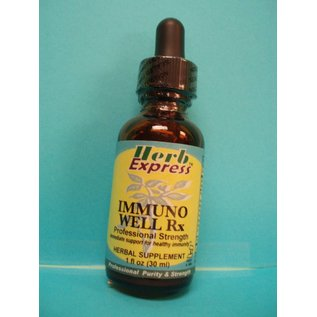 HERB EXPRESS Immuno Well Rx 1oz