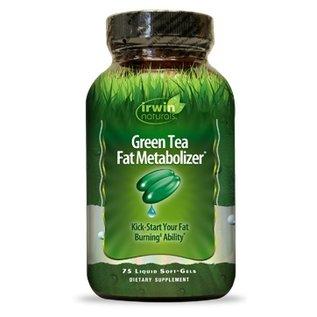 IRWIN NATURALS Green Tea Fat Metabolizer 75sg