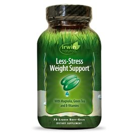IRWIN NATURALS Less-Stress Weight Support 75sg