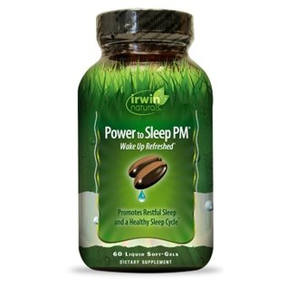 IRWIN NATURALS Power To Sleep PM 60sg