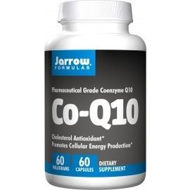 JARROW FORMULAS CoQ10 60mg 60C