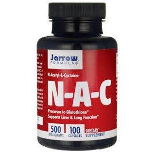 JARROW FORMULAS NAC 500mg 200c