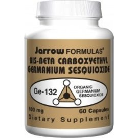 JARROW FORMULAS Germanium Ge-132 100mg 60C