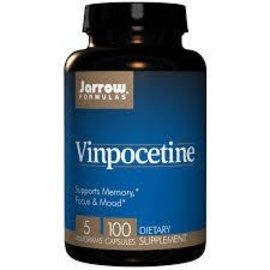 JARROW FORMULAS Vinpocetine 5mg 100c