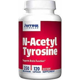 JARROW FORMULAS Acetyl L-Tyrosine 350mg 120c