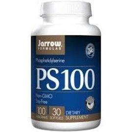 JARROW FORMULAS PS100 100mg 30sg