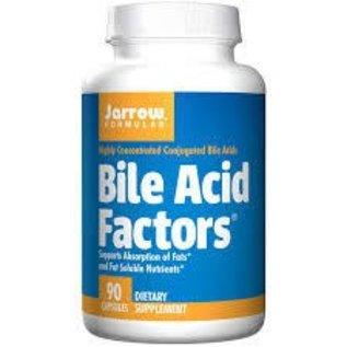JARROW FORMULAS Bile Acid Factors 333mg 90C