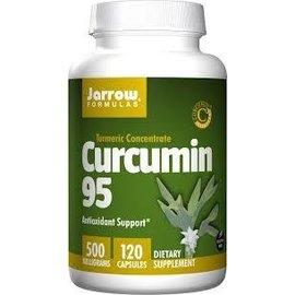 JARROW FORMULAS Curcumin 95 500mg 120c