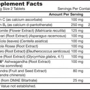 JARROW FORMULAS Adrenal Optimizer 120t